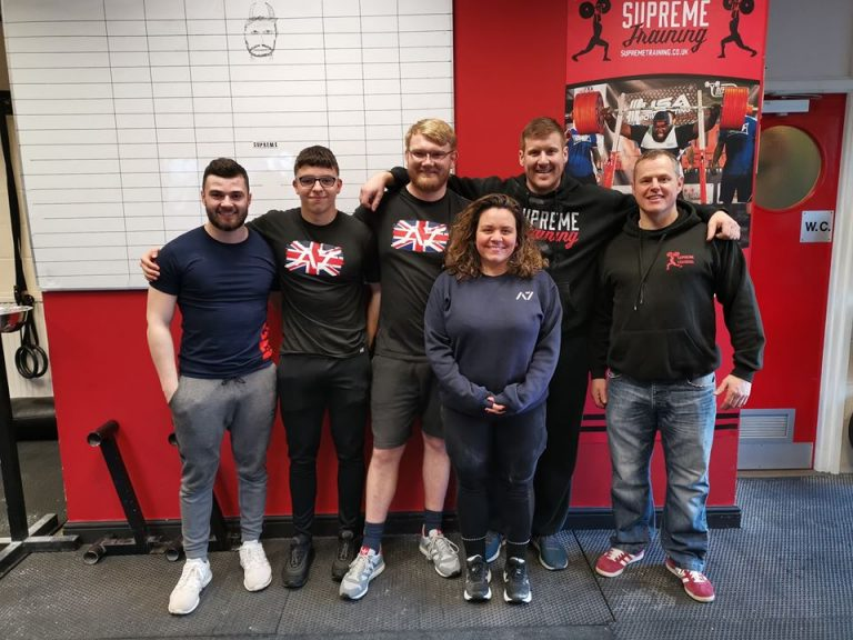 Supreme Training Powerlifting Competition - 04/08/2019 - 15/12/2019