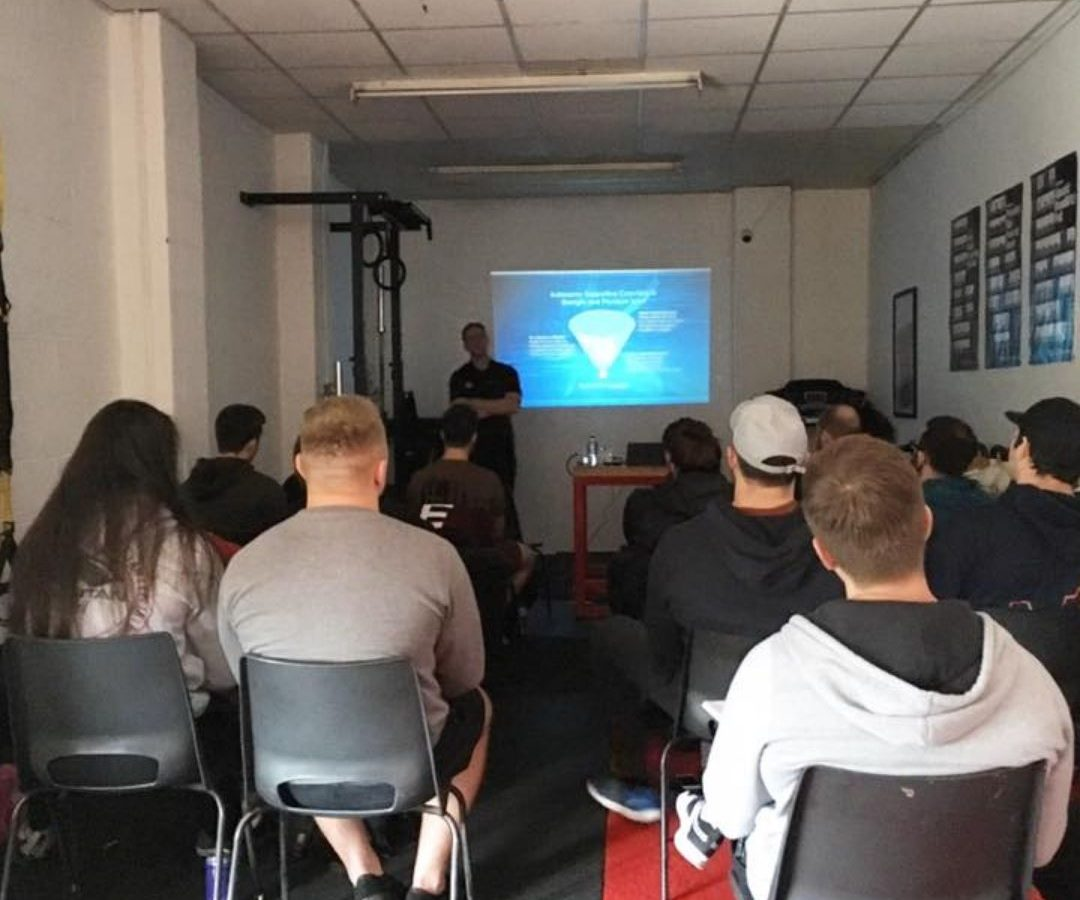 Eric Helms Seminar 6th/7th October 2018